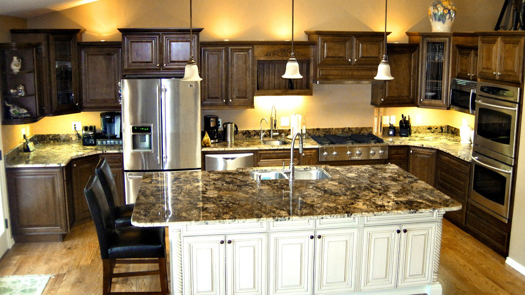 Granite Countertop Taken by Cindy Ray2