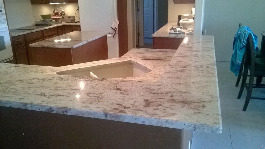 Granite Countertop by Stone Science LLC