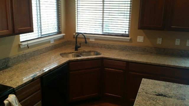 Granite Countertops Photo Submitted by Larry Burney (3)