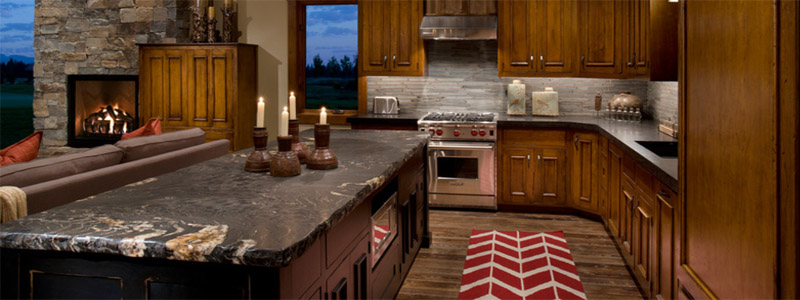 Polished Vs Leathered Granite Countertops Which Do Your