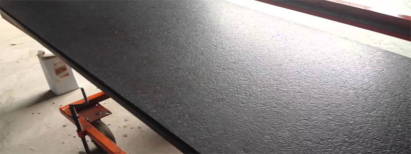 Black Leather Granite : Polished vs leathered granite countertops which do you