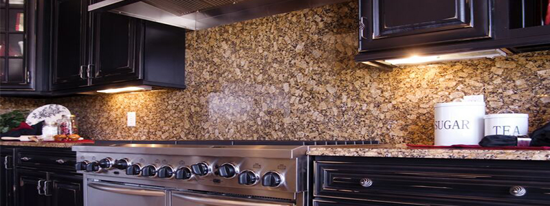 Completing your Project: Adding in a Granite Backsplash