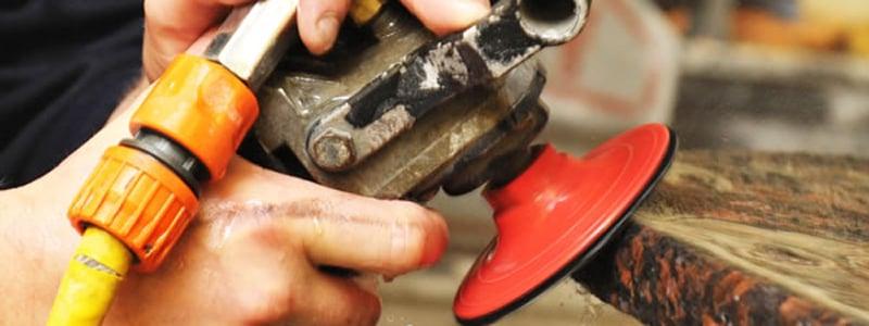 How To: Polishing Granite Countertops