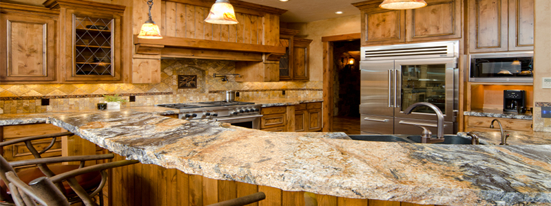 The Buyer's Guide: Granite Styles and Colors