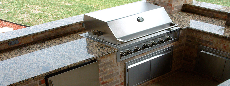 Everything You Need to Know about Outdoor Kitchen Countertops