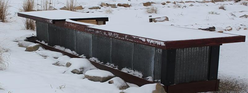 Winter Maintenance Tips for Outdoor Granite Countertops
