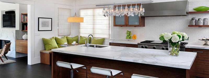 modern granite countertop