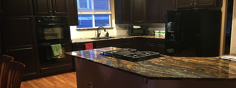 Customer Feature: Sedna Magma Kitchen Remodel