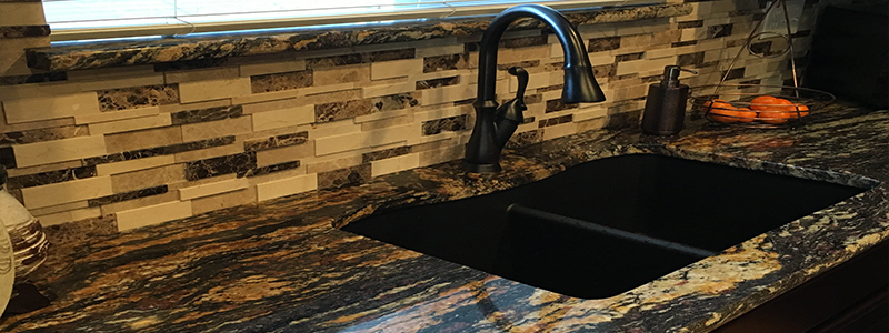 Sedna Magma Kitchen Countertop Project Granite Liquidators