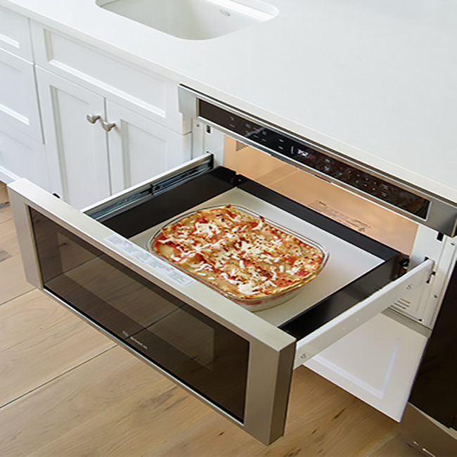 gallery-1450385477-sizedbosch-drawer-microwave-with-pizza-548-x-520