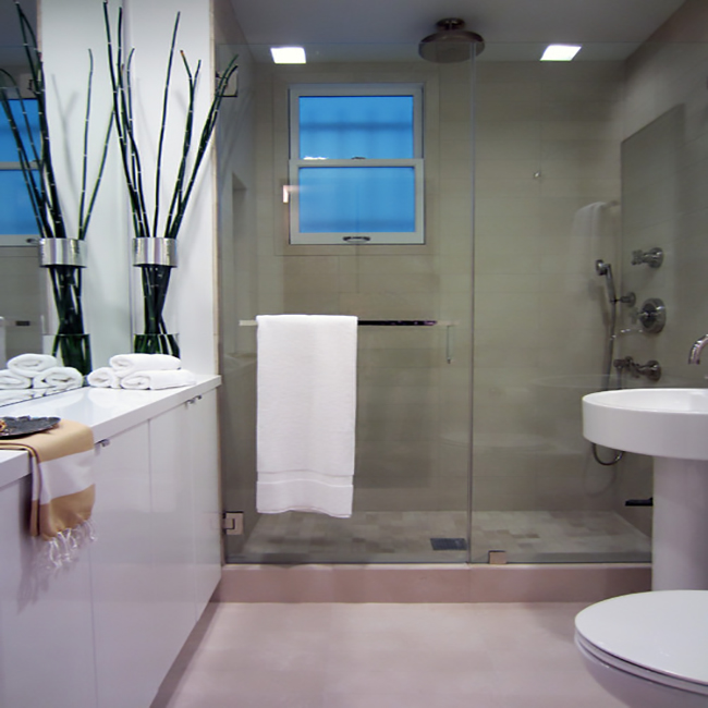 Smart Designs For Small Bathrooms