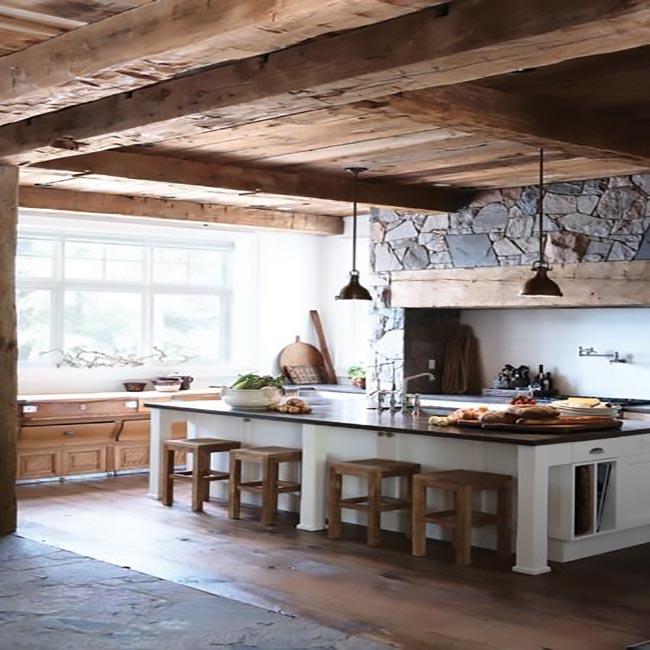 granite top kitchen island