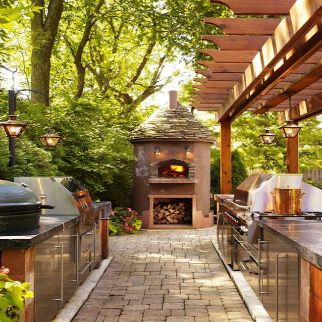 Your Home Needs An Outdoor Kitchen Too