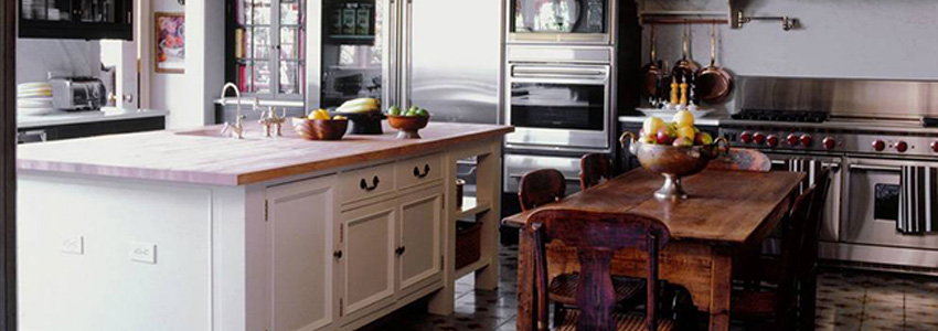Best Mix And Match kitchens: Mix-Matched Countertops For Kitchens , Cabinetry And Paint
