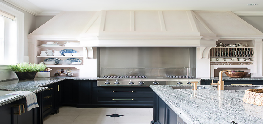 How To Pick A Granite Color For Your Kitchen Countertops