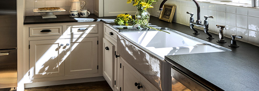 Black Granite Countertops Are The Most Popular Choice For A Reason