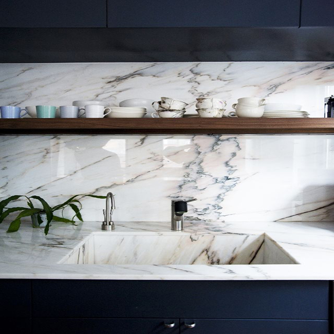 Granite Ideas For Places That Aren't Your Kitchen Or Bath