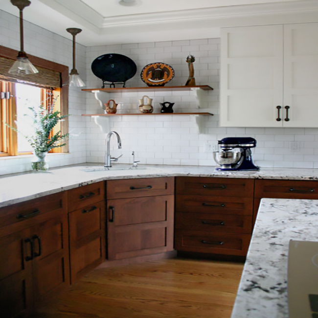 Wood Cabinets: Which Granite Colors Will Match Them Best