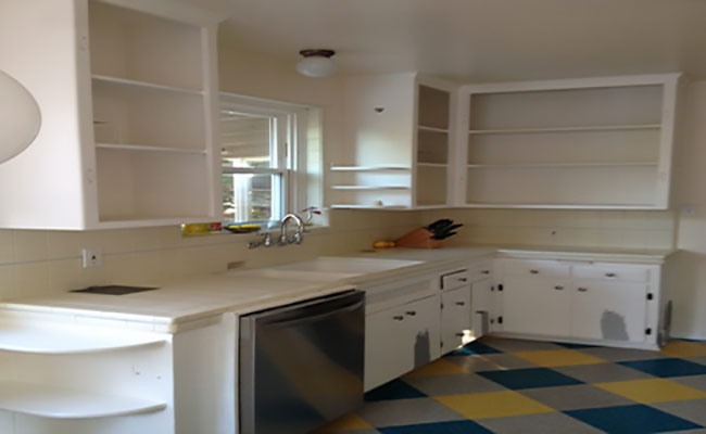 diy kitchen renovation