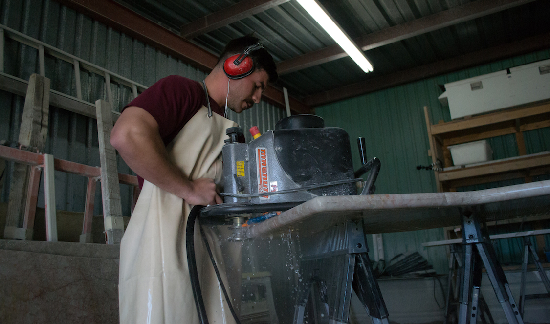 Fabrication 1 - Partners Program