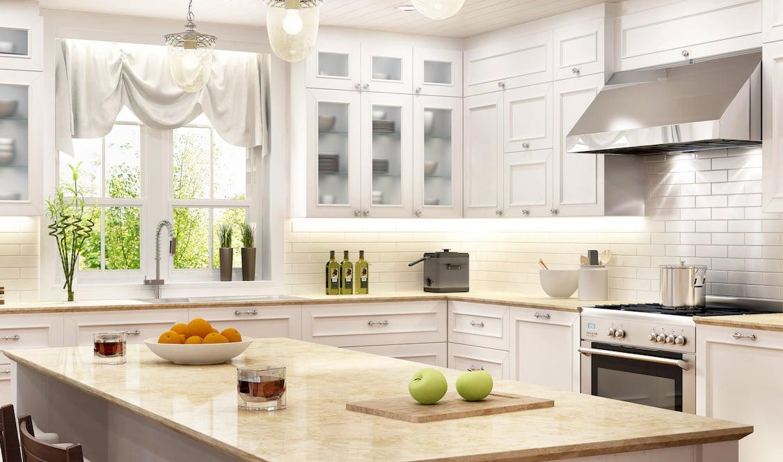 kitchen quartzite - Quartzite