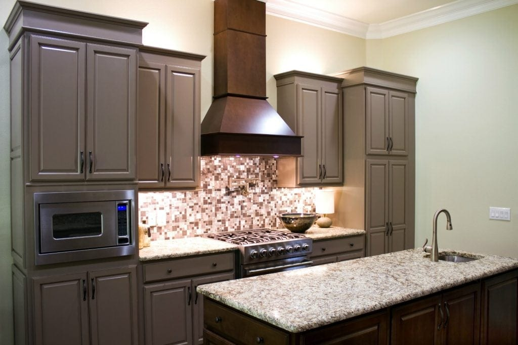 quartzite and granite