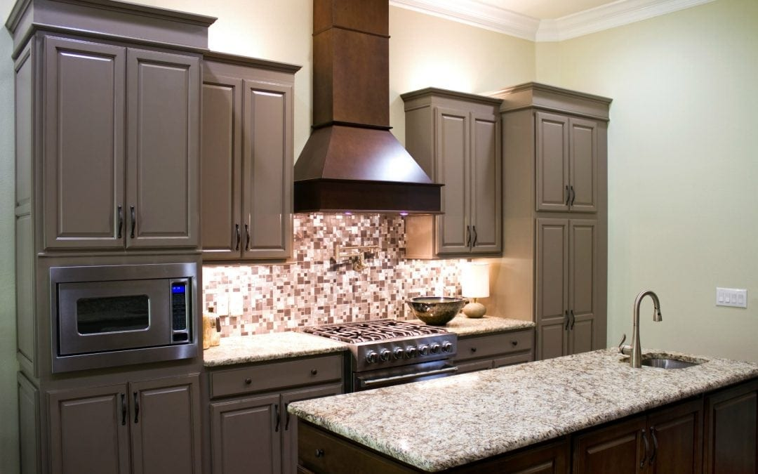 How to Match Granite and Cabinets