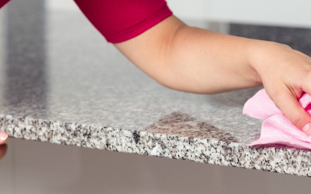 How To Disinfect Granite Countertops Denver Slabs