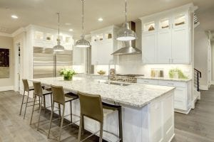 ideas for granite in the kitchen