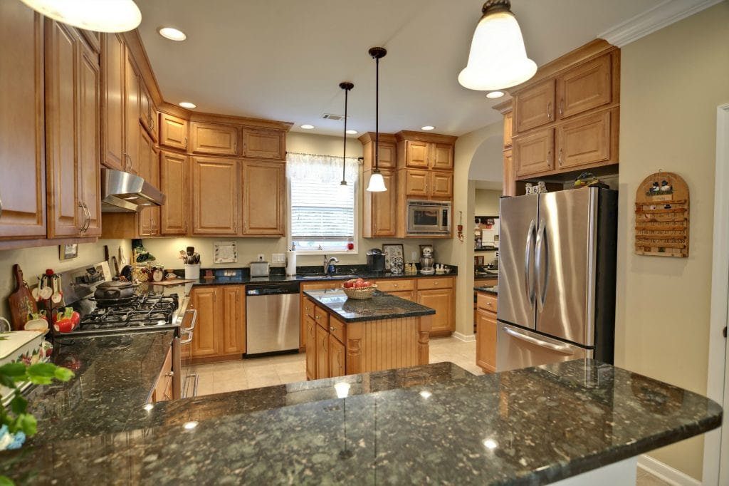 Popularity of Granite