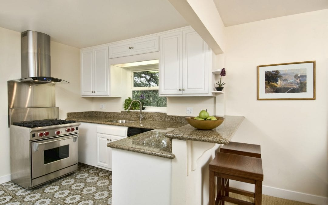 Granite in Small Kitchens