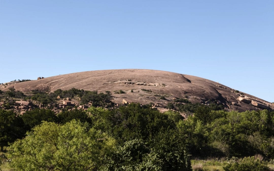 The Enchanted Rock Granite Conservatory