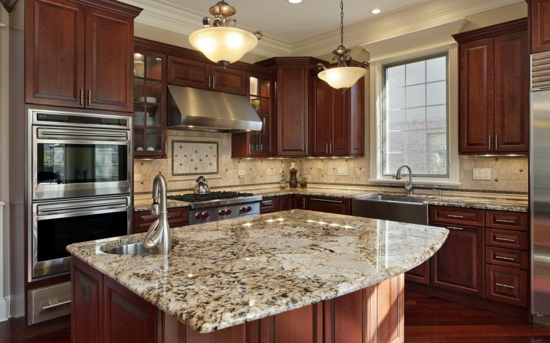 Bold Kitchen Ideas With Granite