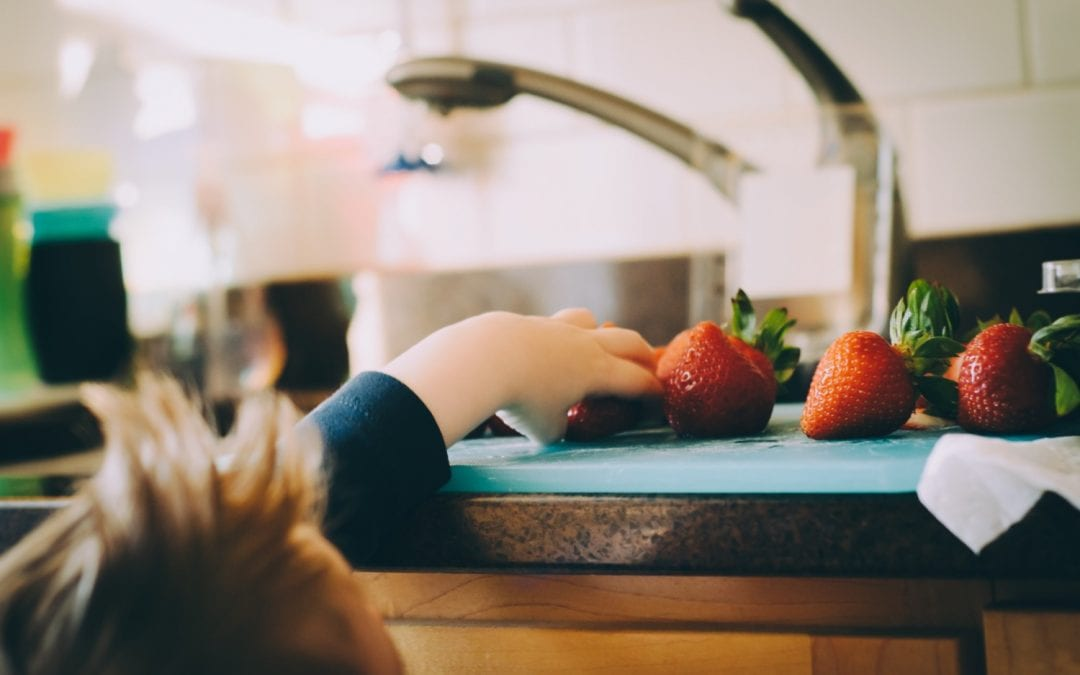 Kid Friendly Countertops