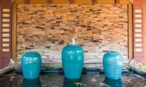 Indoor Granite Water Features