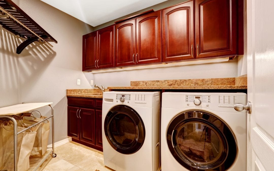 Redo Your Laundry Room With Granite Countertops