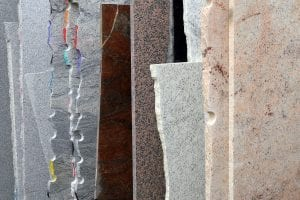 Full Granite Slabs or Half Granite Slabs
