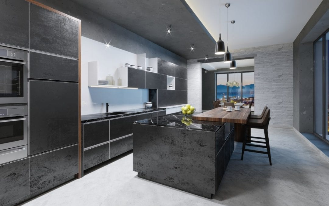 Three Major Granite Countertop Design Trends In 2019