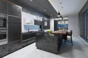 Granite Countertop Design Trends