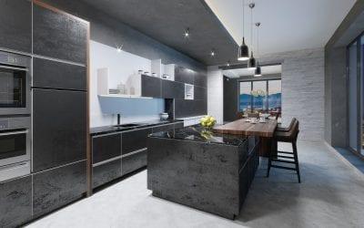 Three Major Granite Countertop Design Trends In 2019