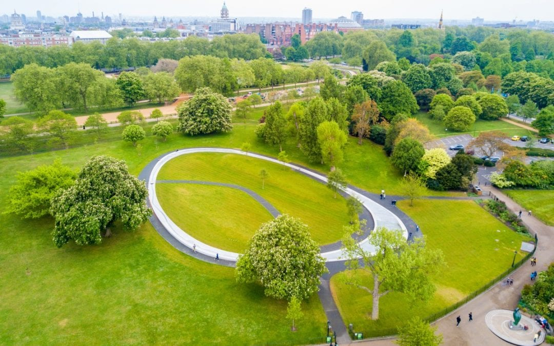 Princess Diana's Memorial Park