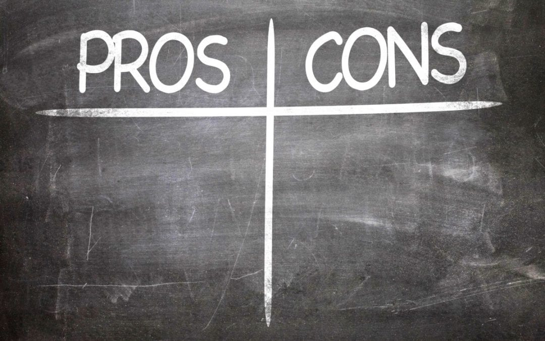 Pros and Cons to Granite