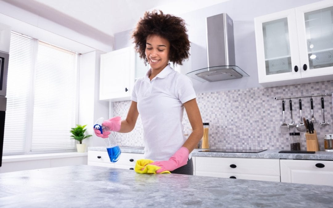 Cleaning Your Granite Countertops
