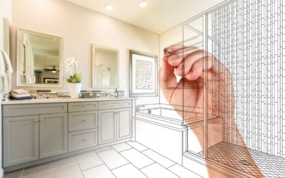 Designing a Shower With Granite