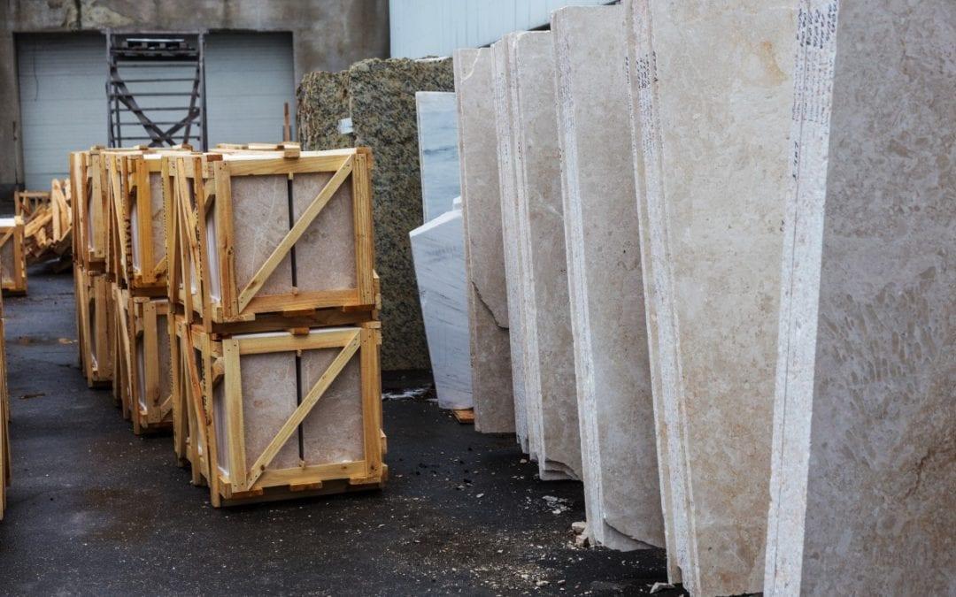 Pre-Cut Stone Slabs in Bulk