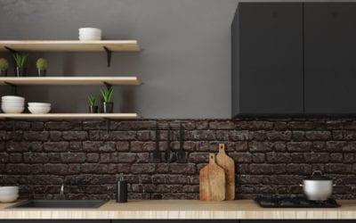 Masculine Kitchen Designs