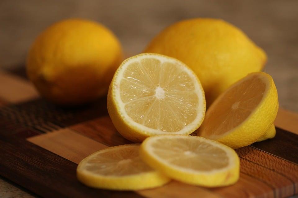 effect of citrus on countertops