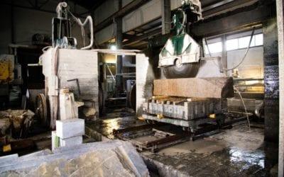 How Granite Countertops are Made