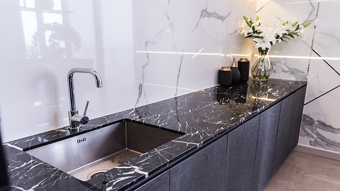 What are the top trends for kitchen countertops this year?