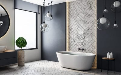 Are Natural Stone Tiles Right For Your Bathroom?